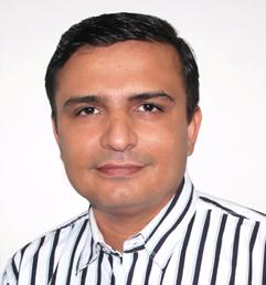 Dr. B. N. Patel
